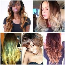 22 best hair color and painting techniques images on pinterest