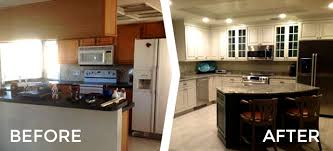 Signature Kitchen Cabinets Signature Cabinets Kitchen Remodel In South Pasadena Fl