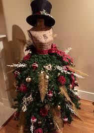 dress form christmas tree tutorial grand diva style birmingham