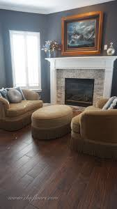 Shaw Laminate Tile Flooring Shaw Floors Petrified Hickory 6x36 Porcelain Tile In The Color