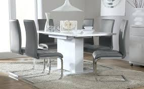 Grey Dining Table Chairs Grey Dining Room Table And Chairs Jcemeralds Co