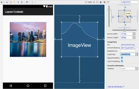 z index android relative layout use constraintlayout to design your android views