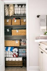 Bathroom Closet Storage by How To Linen Closet Organization Friends Family Organizing And