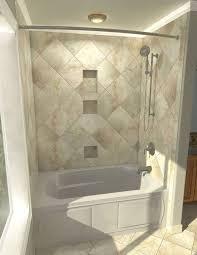wall tile bathroom ideas best 25 tile tub surround ideas on how to tile a tub