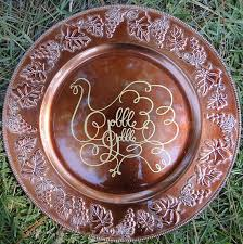 245 best charger plate images on charger plate crafts