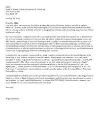 sample cover letter for bank