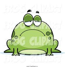royalty free stock frog designs of cartoons