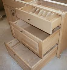 Pots And Pans Storage Drawers Two Deep Drawers With Heavy Duty - Drawers for kitchen cabinets