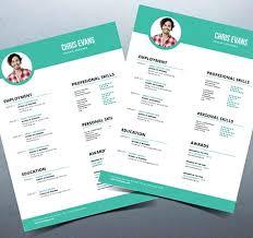 free modern resume templates psd free modern resume template free creative resume template in