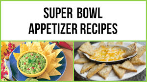 9 game winning appetizer recipes to get your super bowl party