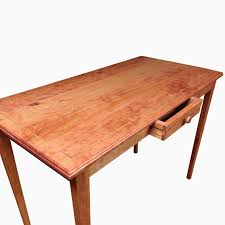 Cherry Secretary Desk With Hutch by Handmade Writing Desk Cherry With Oak Inlay By Ney Custom Tables