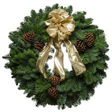 forest fresh wreath from forest giveaway