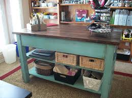 kitchen island used tutorial plans to build michaela s kitchen island here used as a