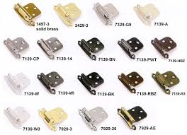 Kitchen Cabinet Replacement Hinges Decorative Concealed Cabinet Door Hinges Eclectic Ware Replacement