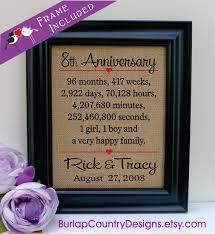 wedding anniversary gift for husband 8th anniversarygift for husband 8th wedding anniversary gift