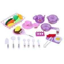 cuisine electronique jouet excelvan enfants jeux de rôles deux côtés cuisine électronique