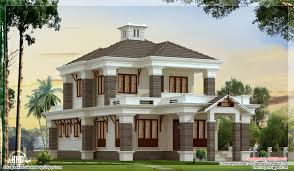 Home Design And Floor Plans Bedroom Nice Villa Elevation Kerala Home Design And Floor Plans