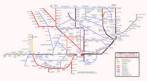 Where Is Wales On The Map Wales Train Rail Maps