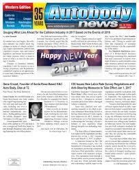 lexus cerritos collision center january 2017 western edition by autobody news issuu