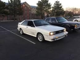 1983 audi quattro 1983 audi quattro urquattro turbo coupe audi other