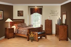 bridgeport solid wood mission bedroom burress amish furniture in