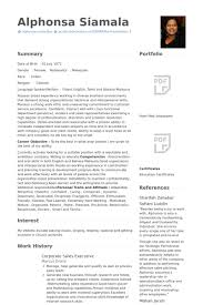 resume examples for sales 11 amazing sales resume examples