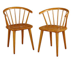 Oak Spindle Back Dining Chairs Target Marketing Systems Set Of 2 Florence Dining