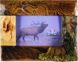 amazon com river u0027s edge genuine firwood horizontal 4 x 6 picture