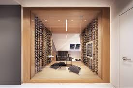 Wine Color Bedroom Private Wine Cellar Interior Design Ideas