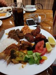 different types of cuisines in the grand hotel provides a lot of different types of foods picture of