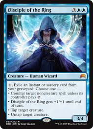disciple of the ring magic origins gatherer magic the gathering