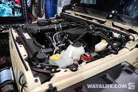 jeep wrangler unlimited diesel conversion 2013 sema tdi jeep diesel conversion