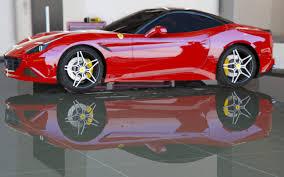 Ferrari California 2015 - 2015 ferrari california t add on replace gta5 mods com