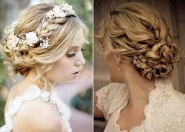 coiffure mariage cheveux 55 idées romantiques de coiffure mariage cheveux longs