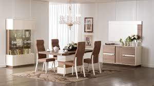 evolution dining room set by esf made in italy buy from nova