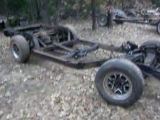 corvette chassis corvette rolling chassis parts accessories ebay