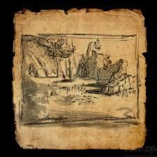 Stormhaven Ce Treasure Map Rivenspire Treasure Map Ii Elder Scrolls Online Youtube