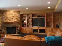 basement living room fireplace carameloffers