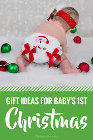 gift ideas for baby s baby s 1st
