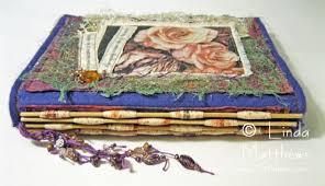 Decorative Journals New Art Journal Life Unfolding Creative Cloth Studio