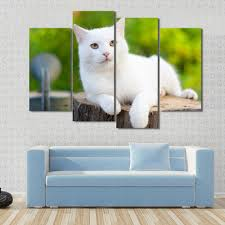 online buy wholesale cat wall art from china cat wall art