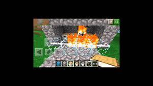 minecraft pe everlasting fire 0 7 1 current 0 7 6 creative hd