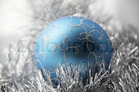 ornaments of blue color up stock photo colourbox