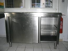 meuble inox cuisine pro meuble inox cuisine cuisine pas table inox cuisine professionnelle