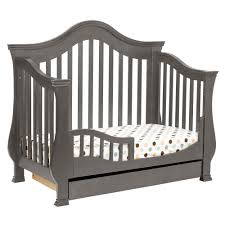 Black Convertible Baby Cribs by Million Dollar Baby 2 Piece Nursery Set Ashbury 4 In 1 Sleigh