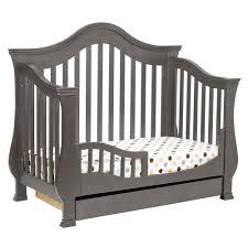 Convertible Nursery Furniture Sets by Million Dollar Baby 2 Piece Nursery Set Ashbury 4 In 1 Sleigh