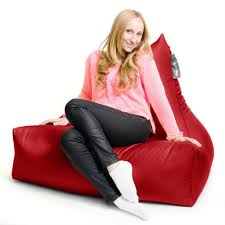Oversize Bean Bag Chairs Surprising Giant Bean Bag Chair Lounger For Your Chair King With