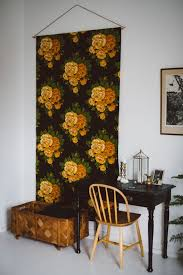Wall Rugs Hanging Best 25 Fabric Wall Hangings Ideas On Pinterest Fabric Wall Art