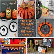 Halloween Mason Jar Ideas Seven On Saturday Diy Halloween Part 1 The Taylor House