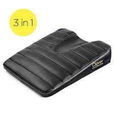 Cushion Core Clever Yellow Stability Seat Driver Cushion